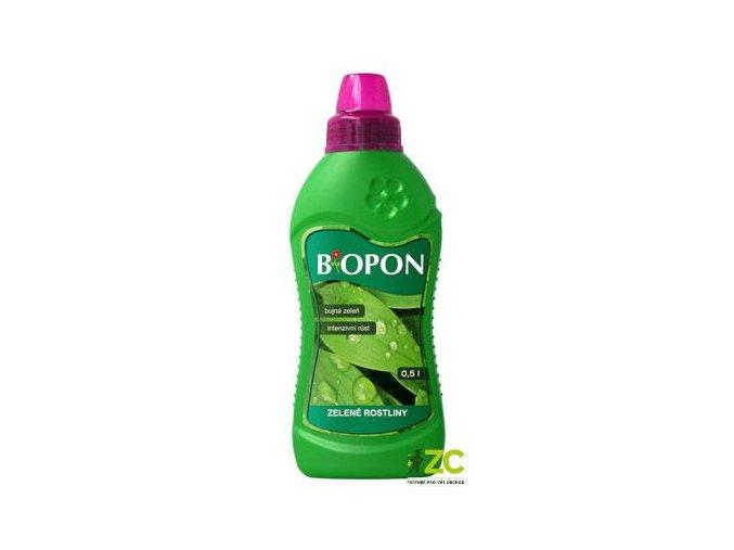 41273 biopon tekuty na zelene rostliny 500ml