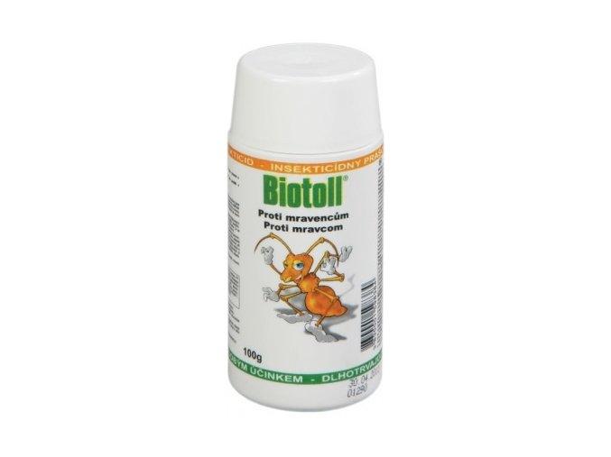 Biotoll - Prášek na mravence