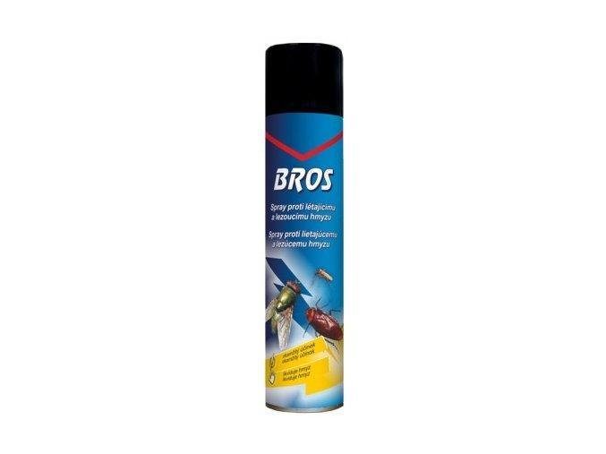 41537 bros sprej proti letajicimu a lezoucimu hmyzu 400ml
