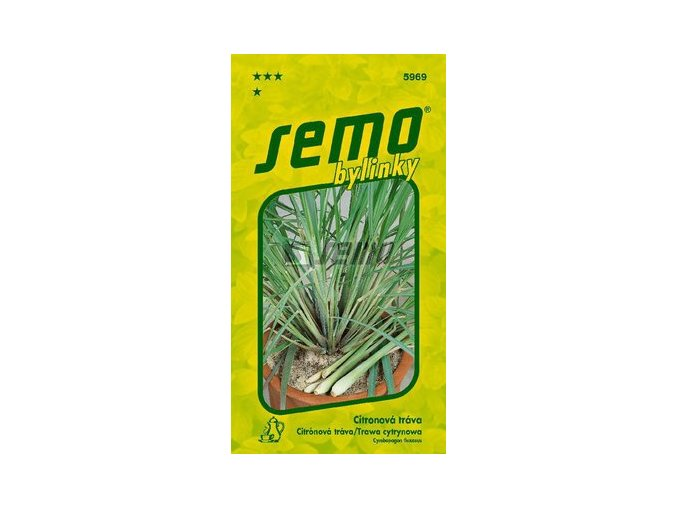 41834 citronova trava 0 4g
