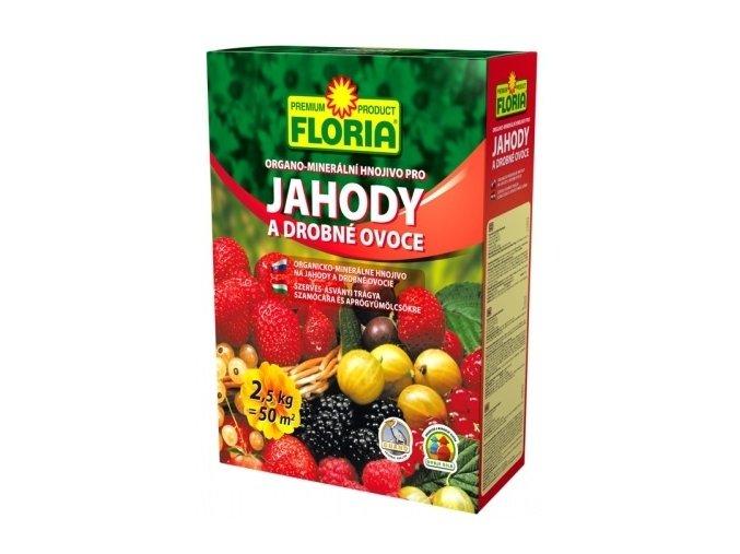 Floria OM na Jahody a Drobné plody - 2,5kg