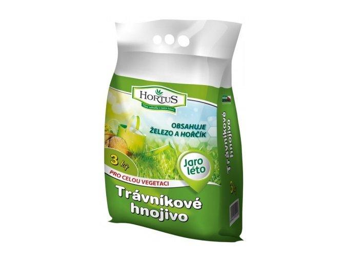 Hnojivo Hortus na Trávník - 3kg