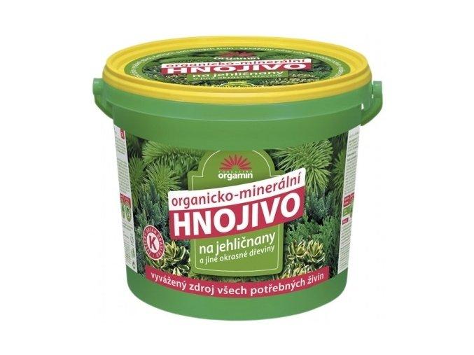 Hnojivo na Jehličnany a Okrasné dřeviny - 10kg
