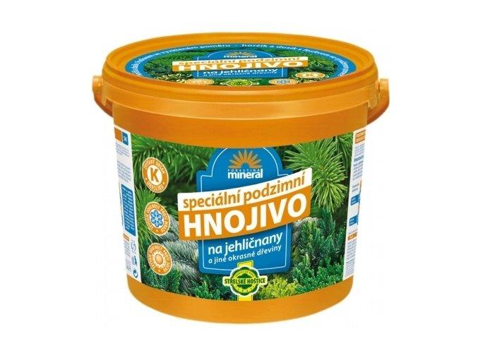 Hnojivo na Jehličnany Podzim - 5kg