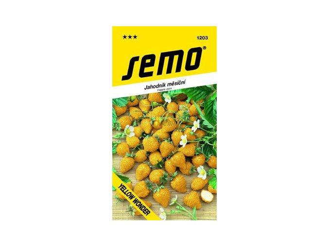 45026 jahodnik mesicni yellow wonder 0 1g