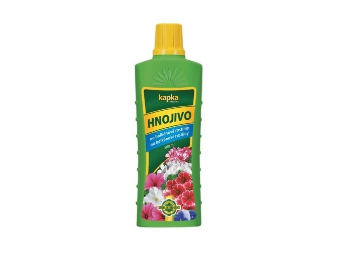 Kapka na Balkónové květiny - 500ml