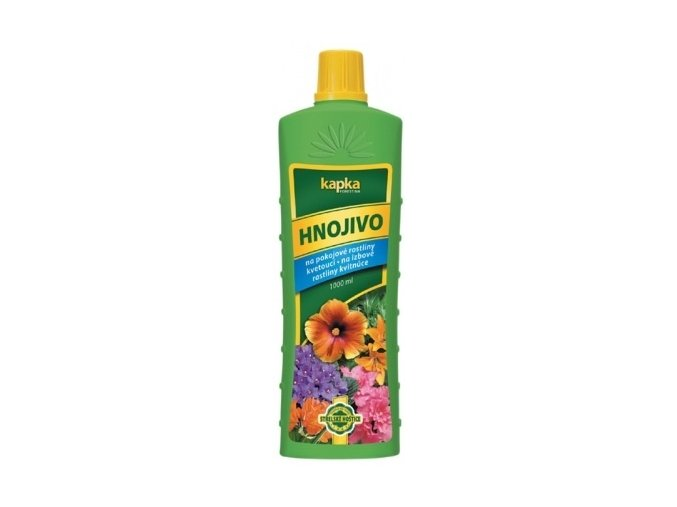Kapka na Pokojové kvetoucí rostliny - 1l