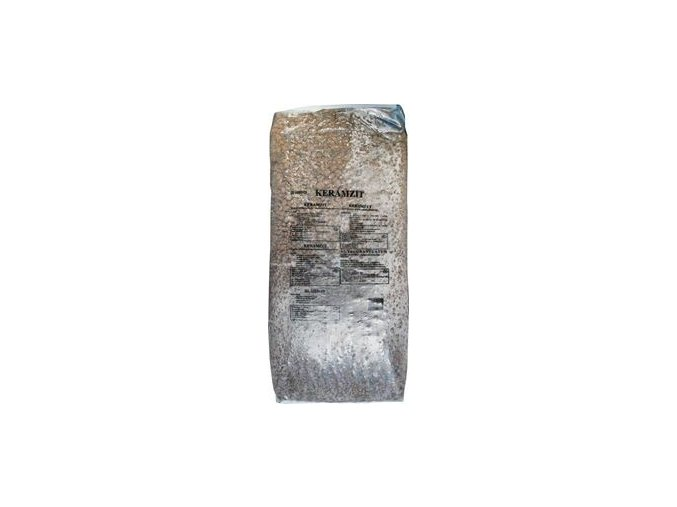 Keramzit 50l 8-16mm (šedý / liapor)