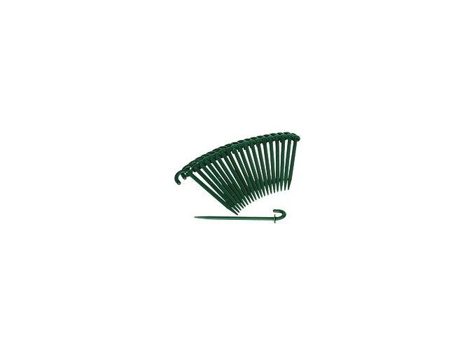 Kolík k upevňování fólií - 12cm (20ks)