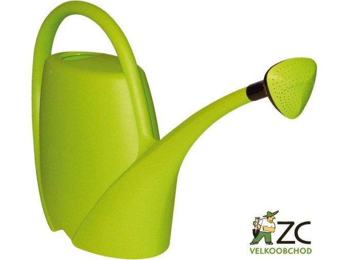 Konev - 8l Spring zelená s kropítkem
