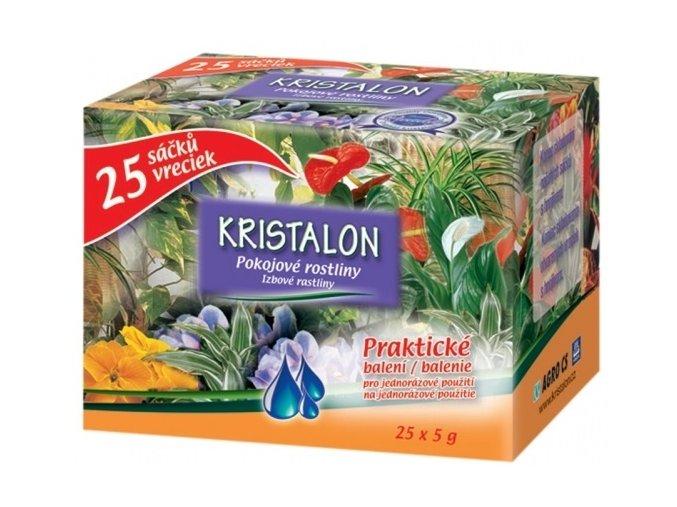 46436 kristalon na pokojove rostliny 25x5g