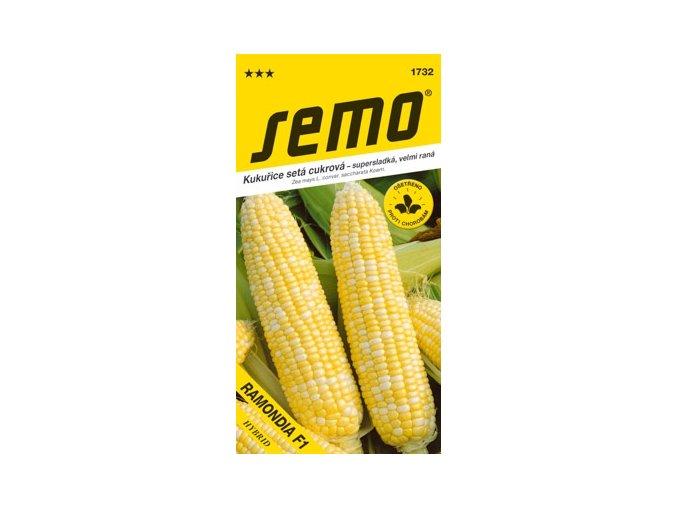 46760 kukurice cukrova ramondia f1 3g serie jazycky