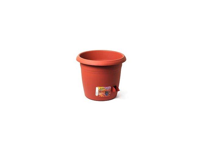 Květináč samozavlažovací Siesta - teracota 30cm