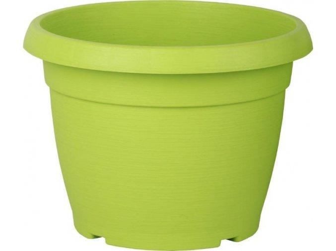 Květináč Similcotto broušený - zelený 25cm