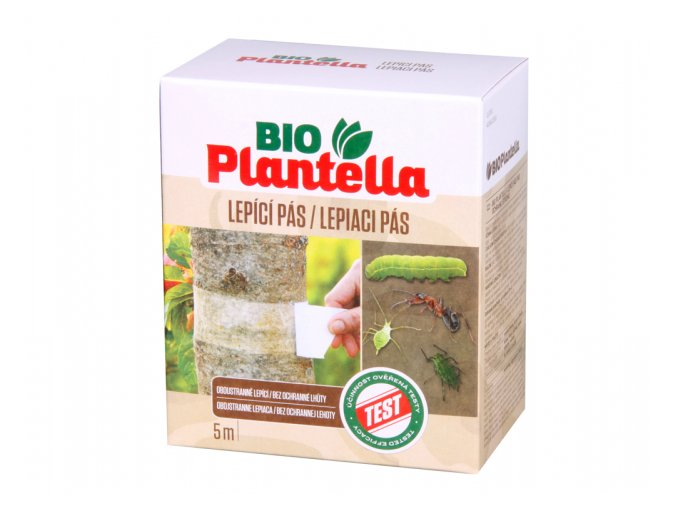 Lepové pásy Bio Plantella - 5m