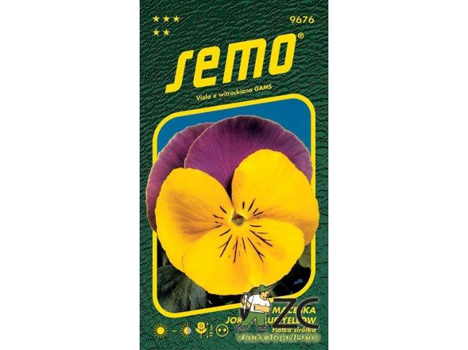 48266 maceska zahradni joker blue yellow 35s