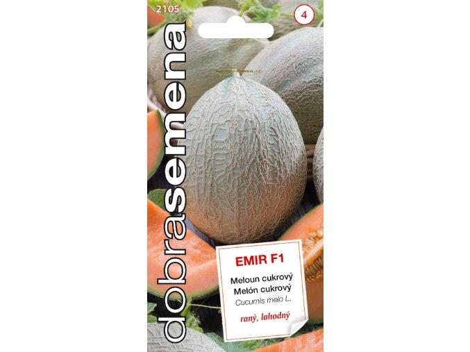 48395 meloun cukrovy emir f1 20s dobra semena