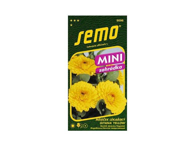 48443 mesicek lekarsky gitana yellow 20s serie mini