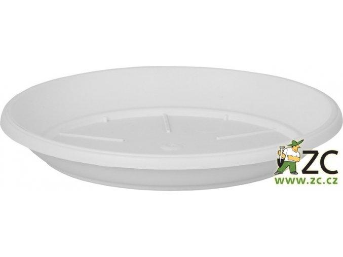 Miska Similcotto broušená - bílá 25cm