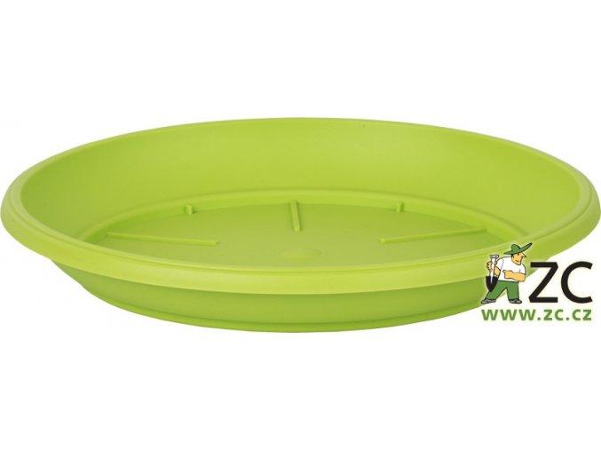 Miska Similcotto broušená - zelená 25cm