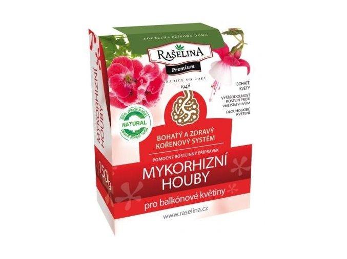 49475 mykorhizni houby pro balkonove kvetiny 150g