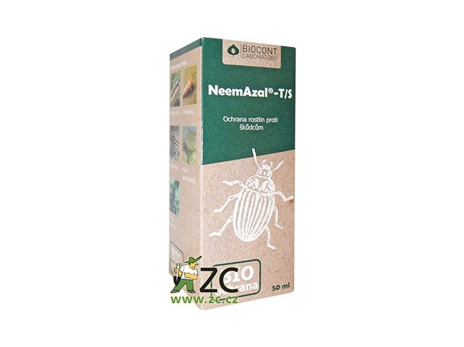 NeemAzal T/S - 50ml