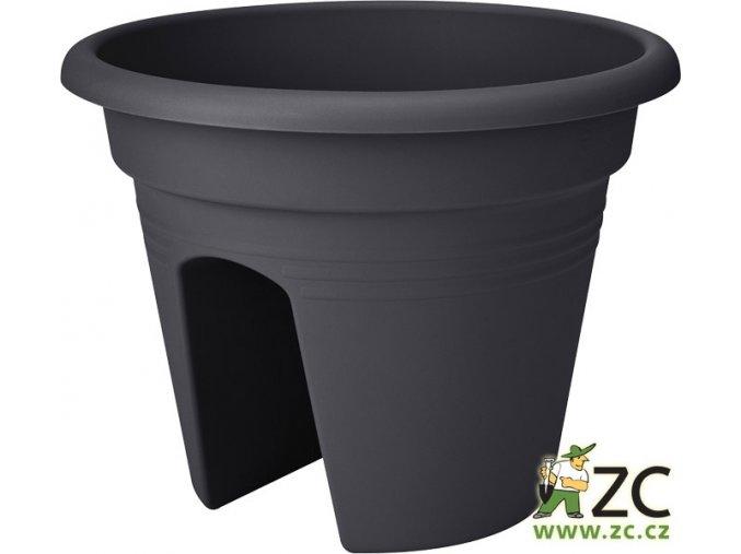 Obal Green Basics Flower Bridge - living black 30cm