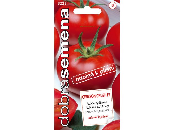 53048 rajce tyckove crimson crush f1 odolne proti plisni 10s dobra semena