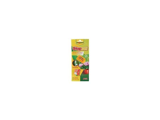 Stopset lepové šipky žluté na mšice a molice - 5ks