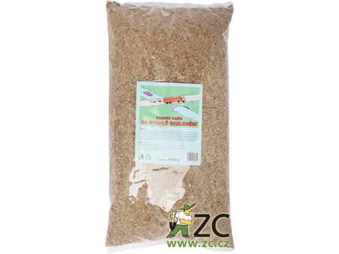 Travní směs - Rychlé ozelenění 2kg