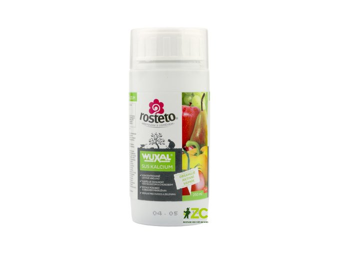 Hnojivo WUXAL SUS Kalcium Rosteto - 250 ml