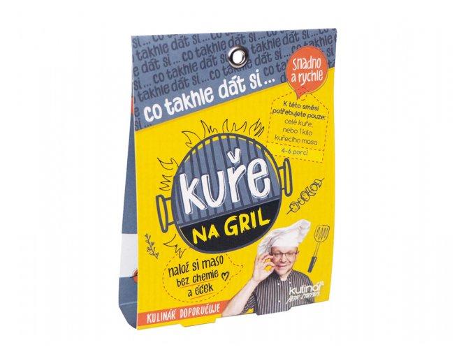 Koření Co takhle dát si KUŘE NA GRIL + recept 30g