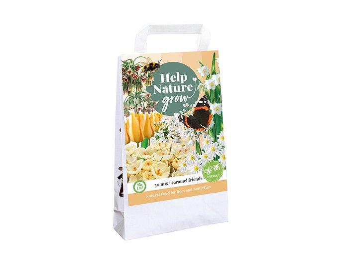 Taška - Mix pro hmyz – Caramel Friends (50 cibulí)