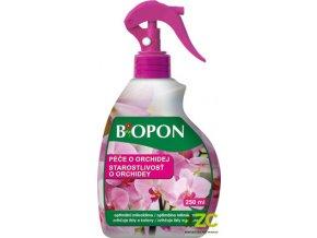 Biopon - péče o orchideje 250ml