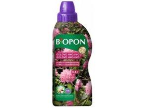 41090 biopon gelove hnojivo na azalky a rododendrony 500ml