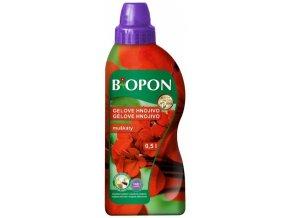 41105 biopon gelove hnojivo na muskaty 500ml