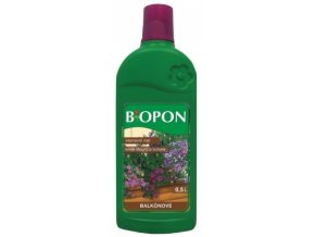 41207 biopon tekuty na balkonove rostliny 500ml