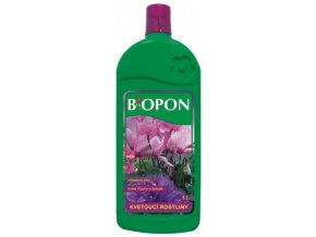 41231 biopon tekuty na kvetouci rostliny 1l