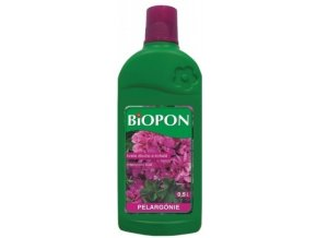 41246 biopon tekuty na pelargonie 500ml