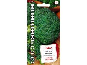 41384 brokolice limba 0 3g dobra semena