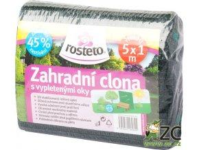 Clona zahradní Rosteto 45 % - 5x1m