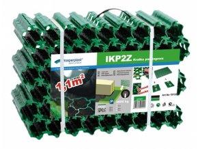 Dlaždice zatravňovací zelená 60x40x3,3cm
