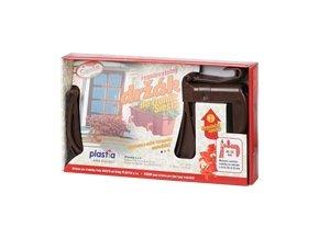 Držák na truhlík balkon - Siesta čokoládový (2ks)