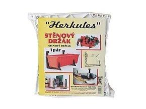 Držák na truhlík stěnový - Herkules bílý