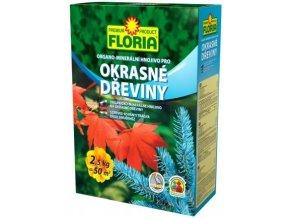 Floria OM na Okrasné dřeviny - 2,5kg