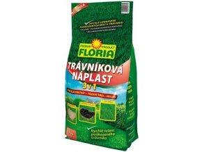 FLORIA Trávníková náplast 3v1 1kg