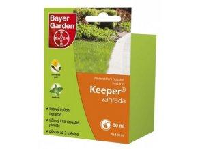44126 herbicid keeper sbm na zahradu 50ml