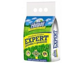 44315 hnojivo expert prirodni s guanem na travnik 2 5kg