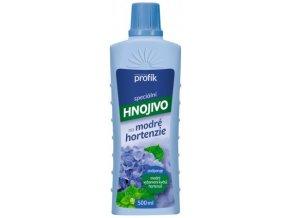 Hnojivo Profík na Modré hortenzie - 500ml