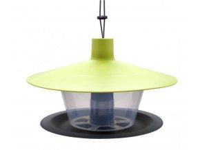 Krmítko FINCH plastové zelené-antracitové d29cm